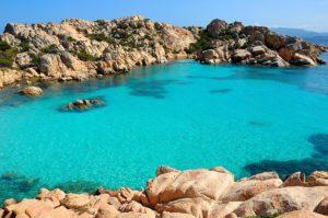 Cala Coticcio - Sardenia Island