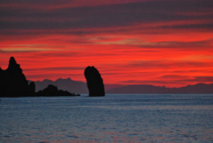 Sunset Campese - Giglio Island